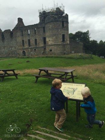 Belvenie Castle
