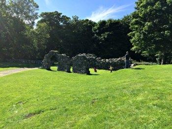 Scotland Castle Ruins