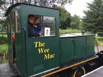 The Wee Mac Train