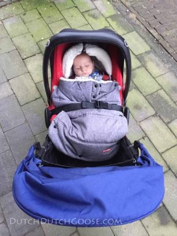 Mountain Buggy Nano Stroller // Review - Dutch Dutch Goose