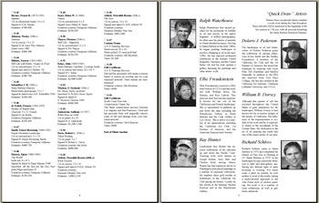 Sample of Inside Pages