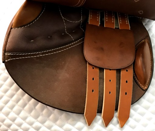 Passier Precision used jumping saddle billets