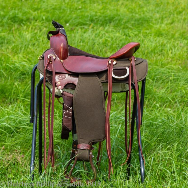 Fabtron Easy Rider Trail Saddle