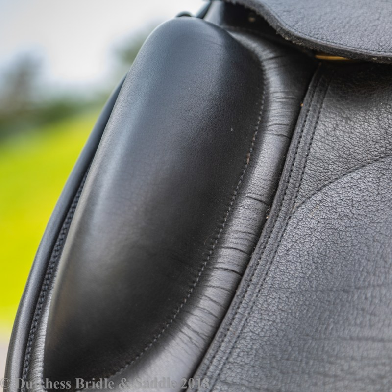 Veritas Cirrus demo saddle thigh block