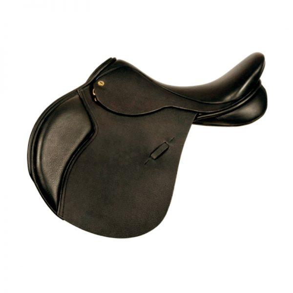 Black Country Ricochet jumping saddle