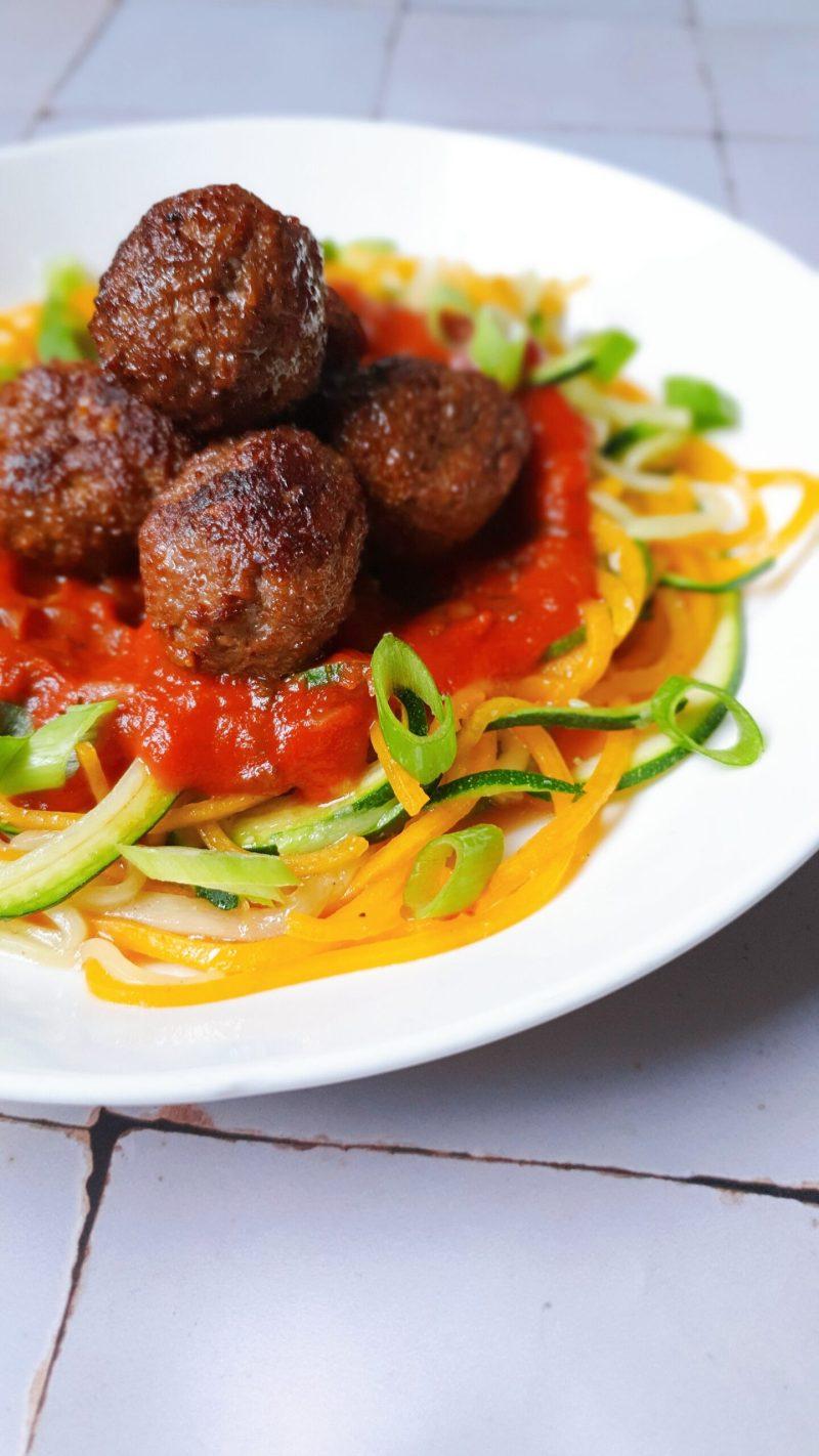 grasshopper meatballs dinner recipe
