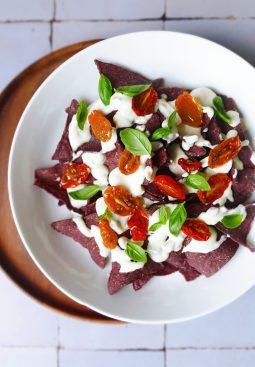 seaweed nacho's vegan carbonara recipe
