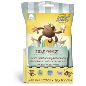 noz-eez wipes banana scent