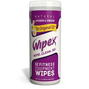 Wipex Original 62 count canister natural wipes