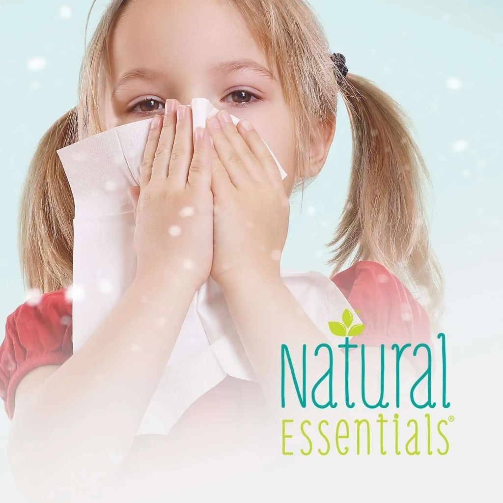 Natural Essentials Wet Wipes for Kids and Babies