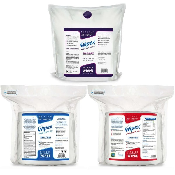 Wipex Gym Refill Packs