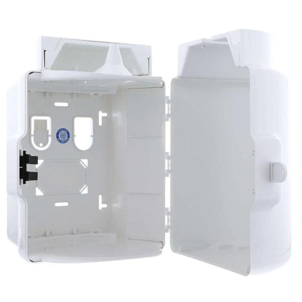Germ-Away Dispenser Inside