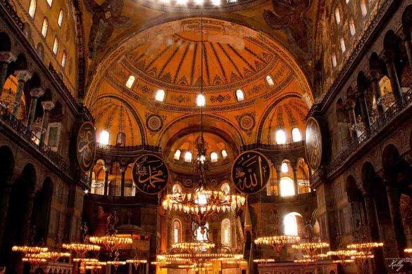 Haga Sophia, Istanbul