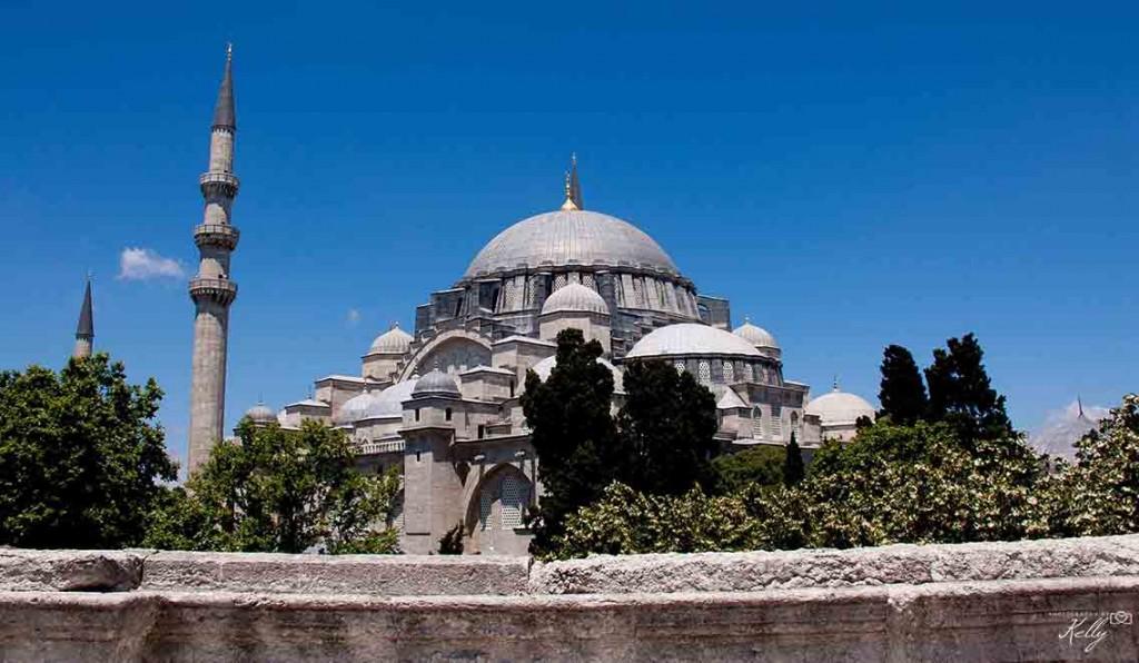 Suleymaniyemoskee
