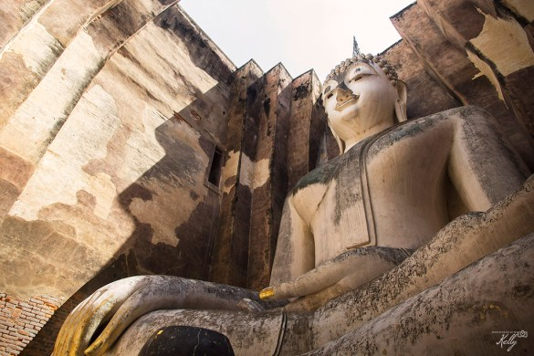 Favoriete tempels in Thailand