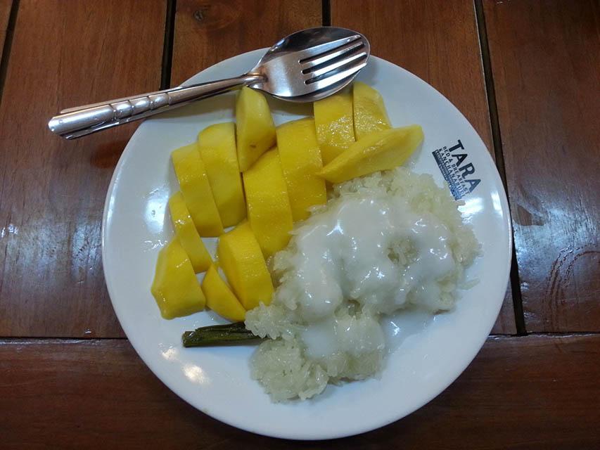 Mango Sticky Rice - Thailand