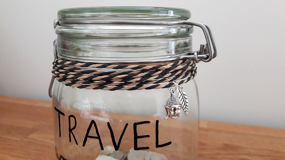DIY Travel Jar