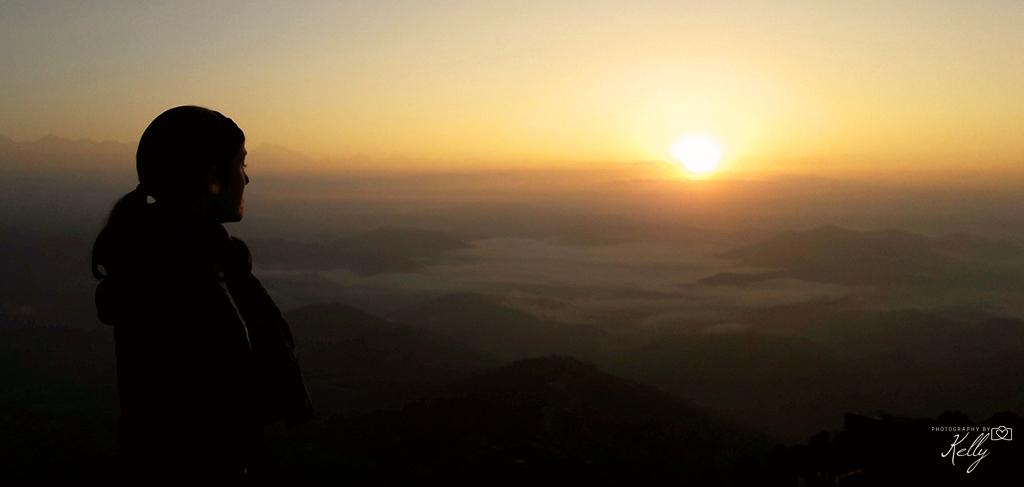 zonsopkomst nagarkot
