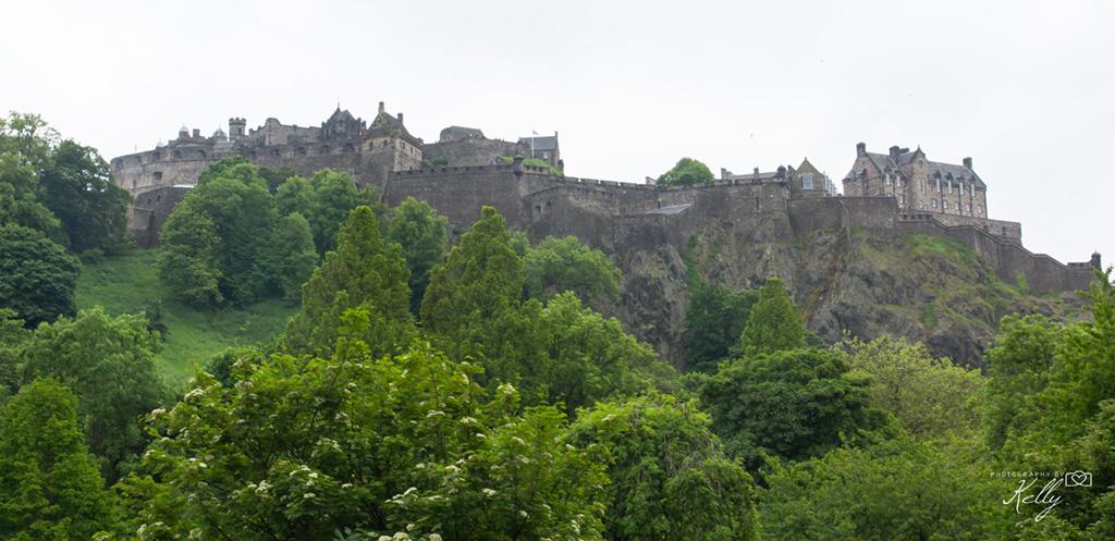 Bezienswaardigheden Edinburgh