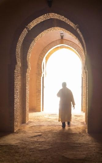 Terug uit Marokko