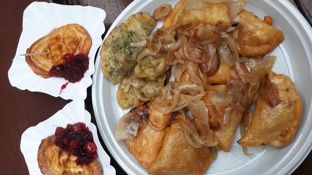 vegetarisch eten in Krakau