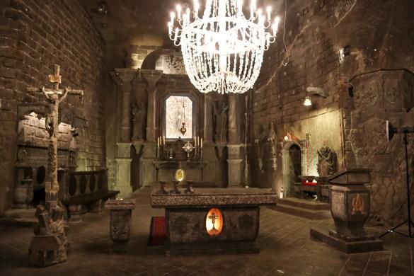 zoutmijn Wielicszka