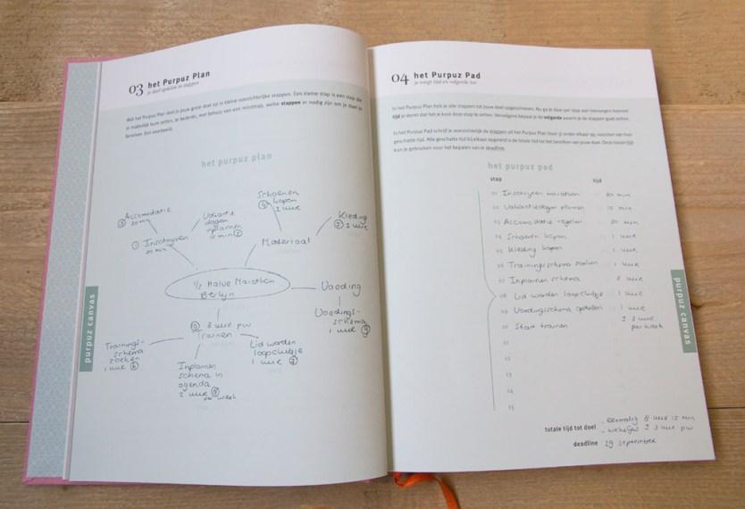 review purpuz planner 2010