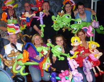workshop ballooning louis baerts www.dutchmagic.nl