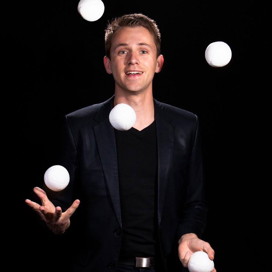 jongleur Niels Duinker