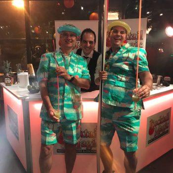 CocktailMagic juni 2018 swinging.nl goochelaar