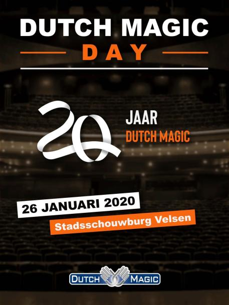 dutch magic 20 jaar