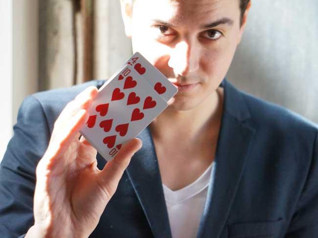 online magic dave van gulik