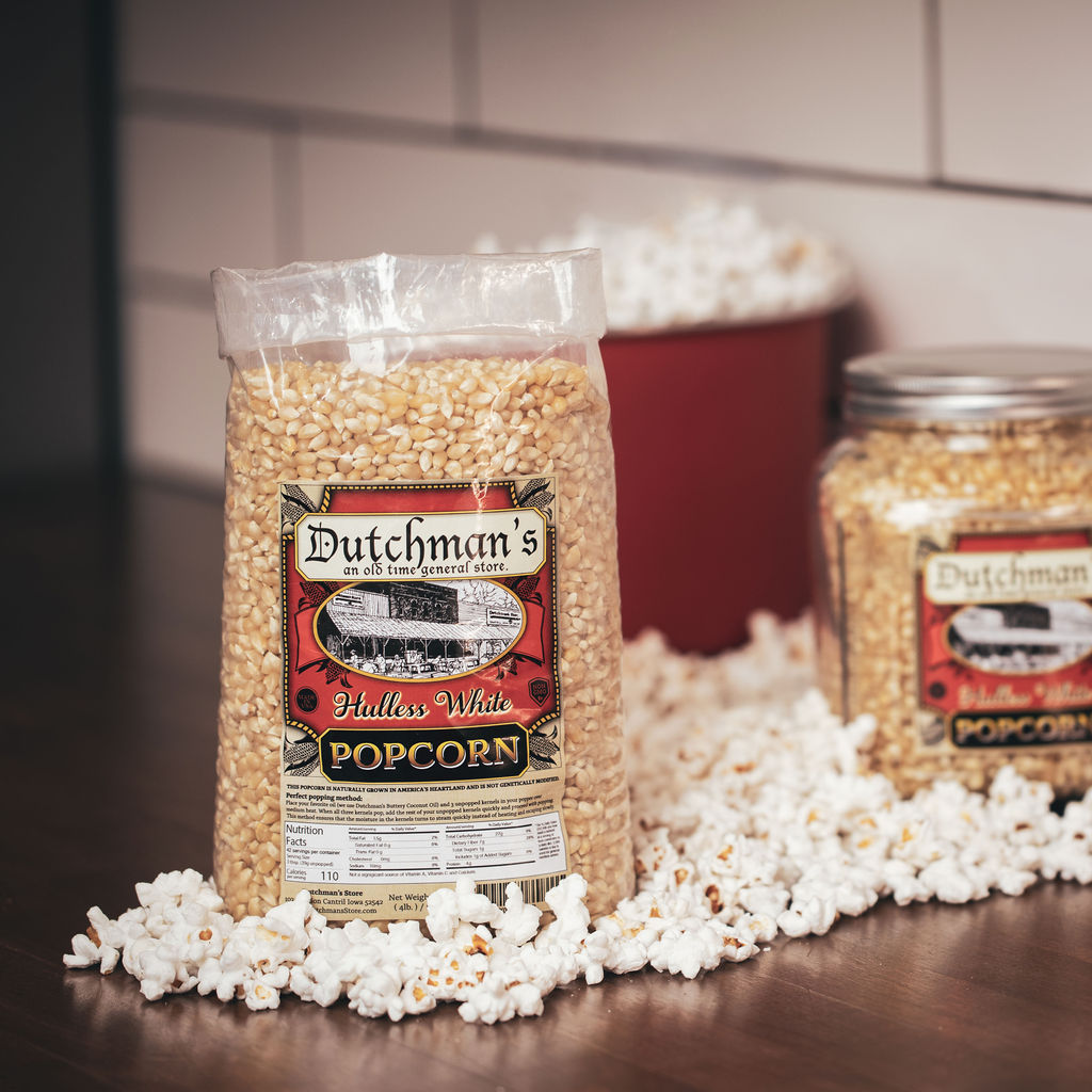 white popcorn kernels virtually hulless popcorn kernels for popping in microwave air popper stovetop non gmo and gluten free 4 pound bag