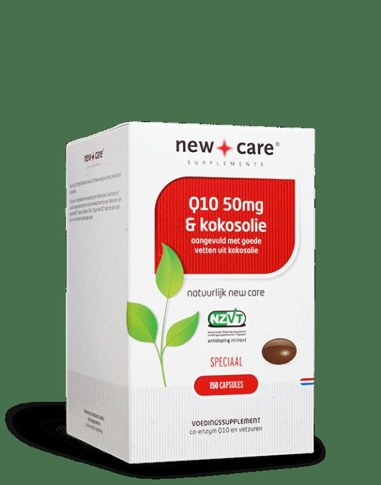 Q10 50mg & kokosolie