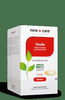 Visolie omega-3 vetzuren