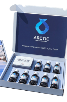 AHS Natural Arctic Oil - Optimum Box