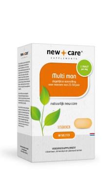 multi man 60 tabletten