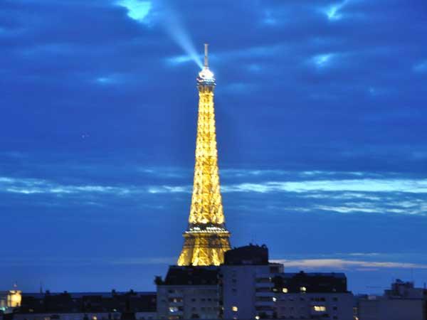 Parijs - Eiffeltoren