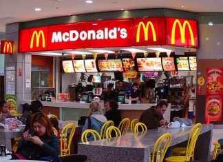 grootste fastfoodketens ter wereld