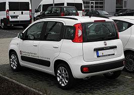 Fiat Panda 0.9 44 kW