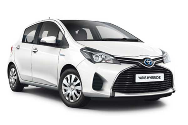 Toyota Yaris 1.5 hybrid 74 kW,  de zuinigste kleine auto's op benzine
