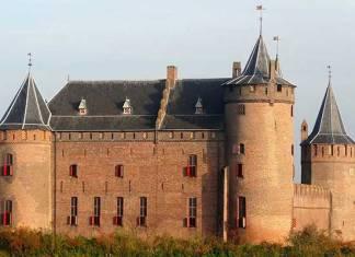 De mooiste kastelen van Nederland, een top 25