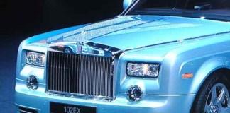 Rolls Royce Phantom Electric Car, Wat zijn de duurste elektrische auto's?