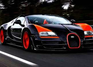 Bugatti Veyron Super Sports is duurste auto ter wereld