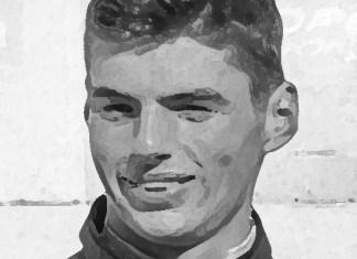 Jongst startende Formule 1 coureur
