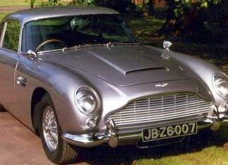 Aston Martin DB5 - Goldfinger