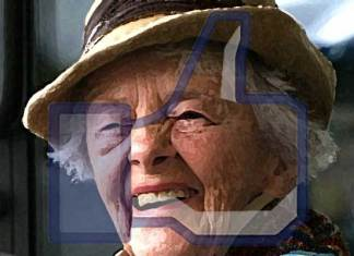 Facebookgebruikers worden ouder