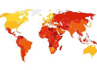 Corruptste land ter wereld is Somalië