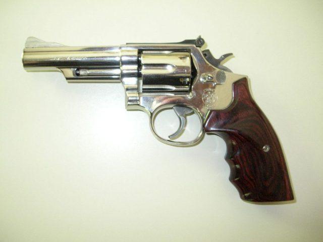 Smith en Wesson Model 19