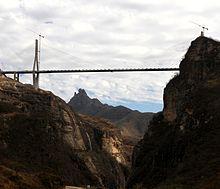 Baluarte Bridge